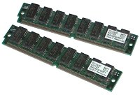 72 pin RAM memory modules